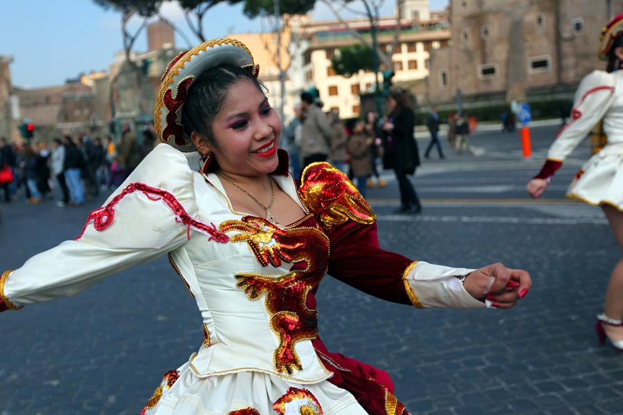 Carnival (Roma, 2013 e 2014)