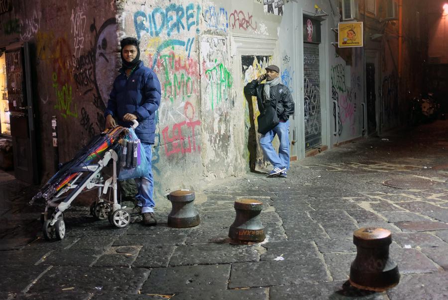 Nero a metà (Napoli 2014)