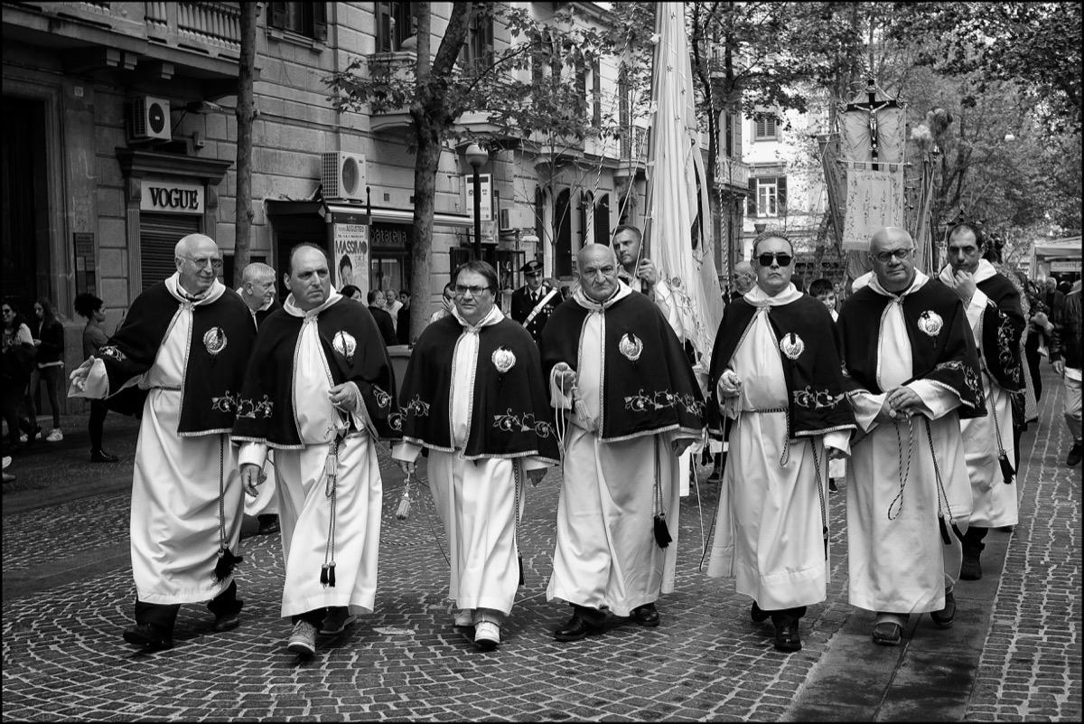 giorni di passione (Napoli 2017)
