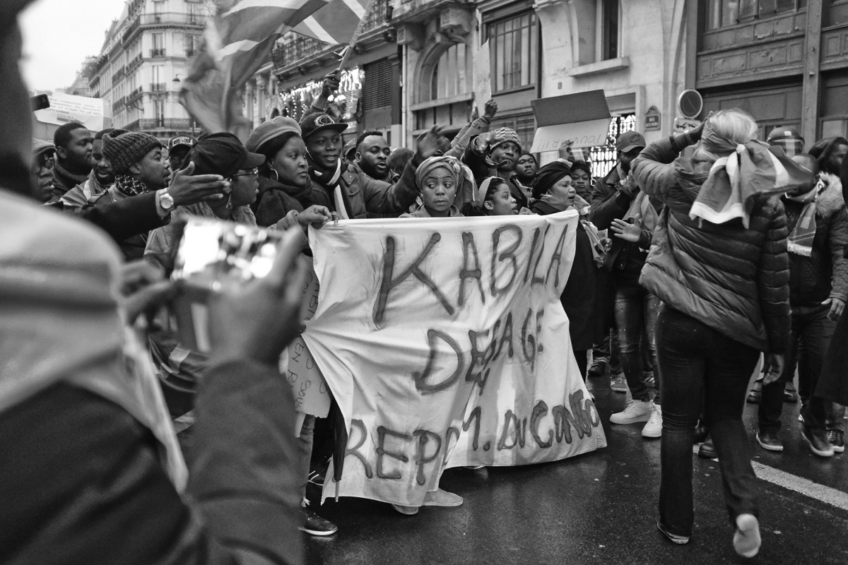 Kabila Degage: Congo, le plus grand pays francophone du monde (2017)