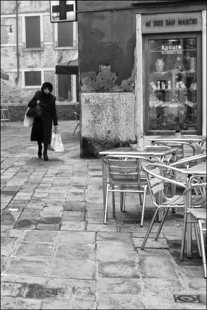 Venezia in bianco e nero (2018)