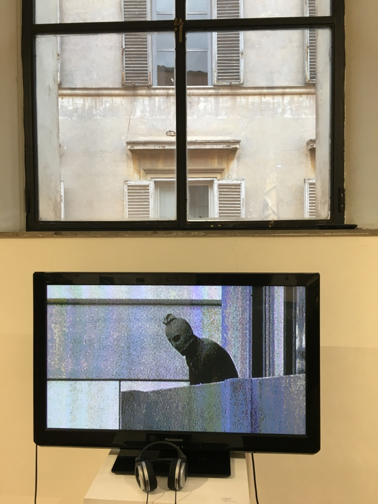 history's fragments from the same window (2019)