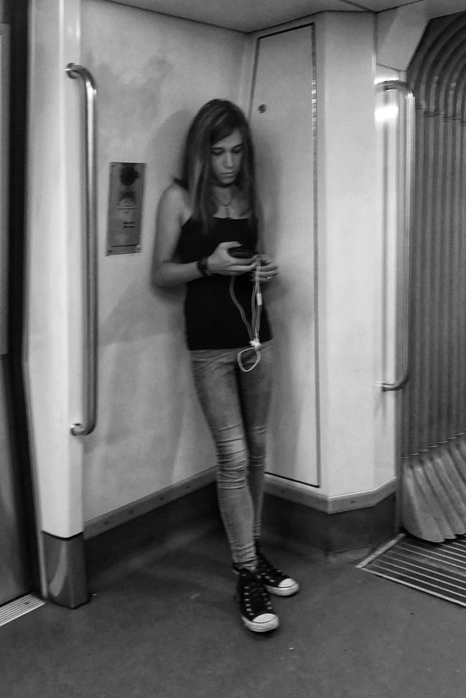 Bucarest: ritratti in Metro (2019)