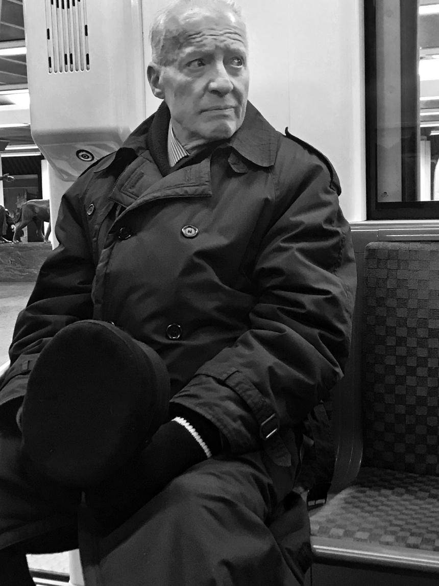 Budapest: ritratti in Metro (2020)
