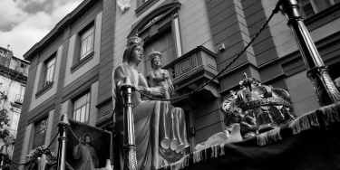 Processione della Madonna dell'Arco (Napoli 2016)