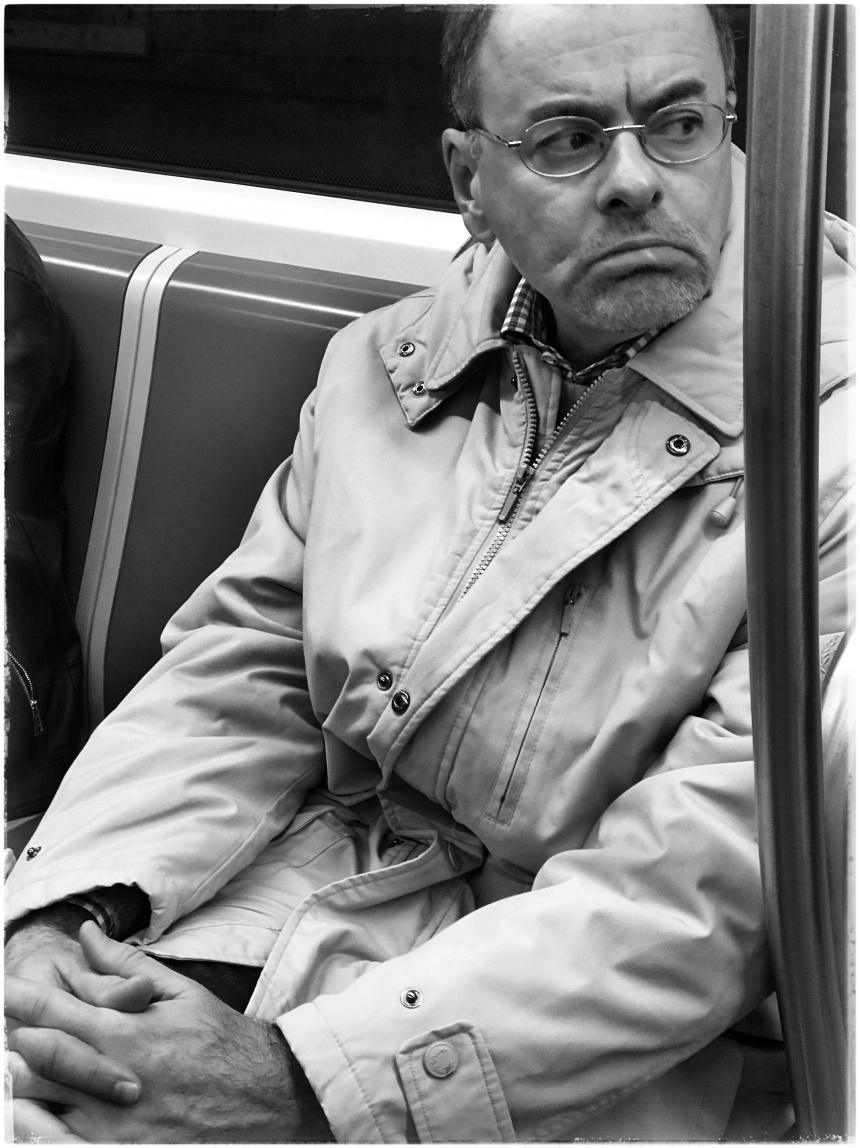 Roma: ritratti in Metro (2018)