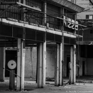 ex mercato ortofrutticolo di Genova