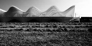 AV Station Reggio Emilia - Calatrava's whale