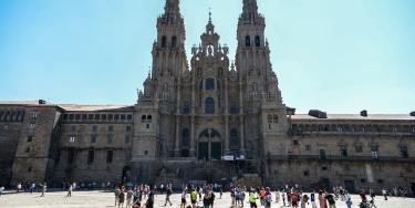 Verso Santiago De Compostela