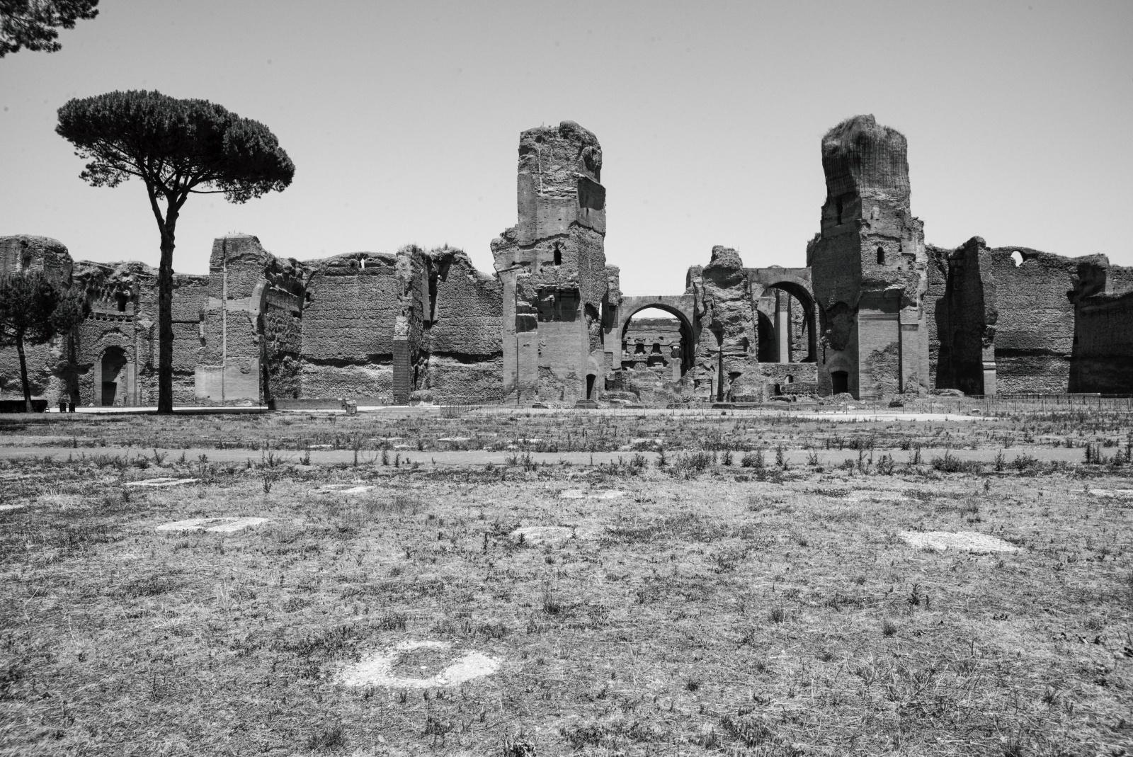 Annalisa Melas - Terme di Caracalla - 1