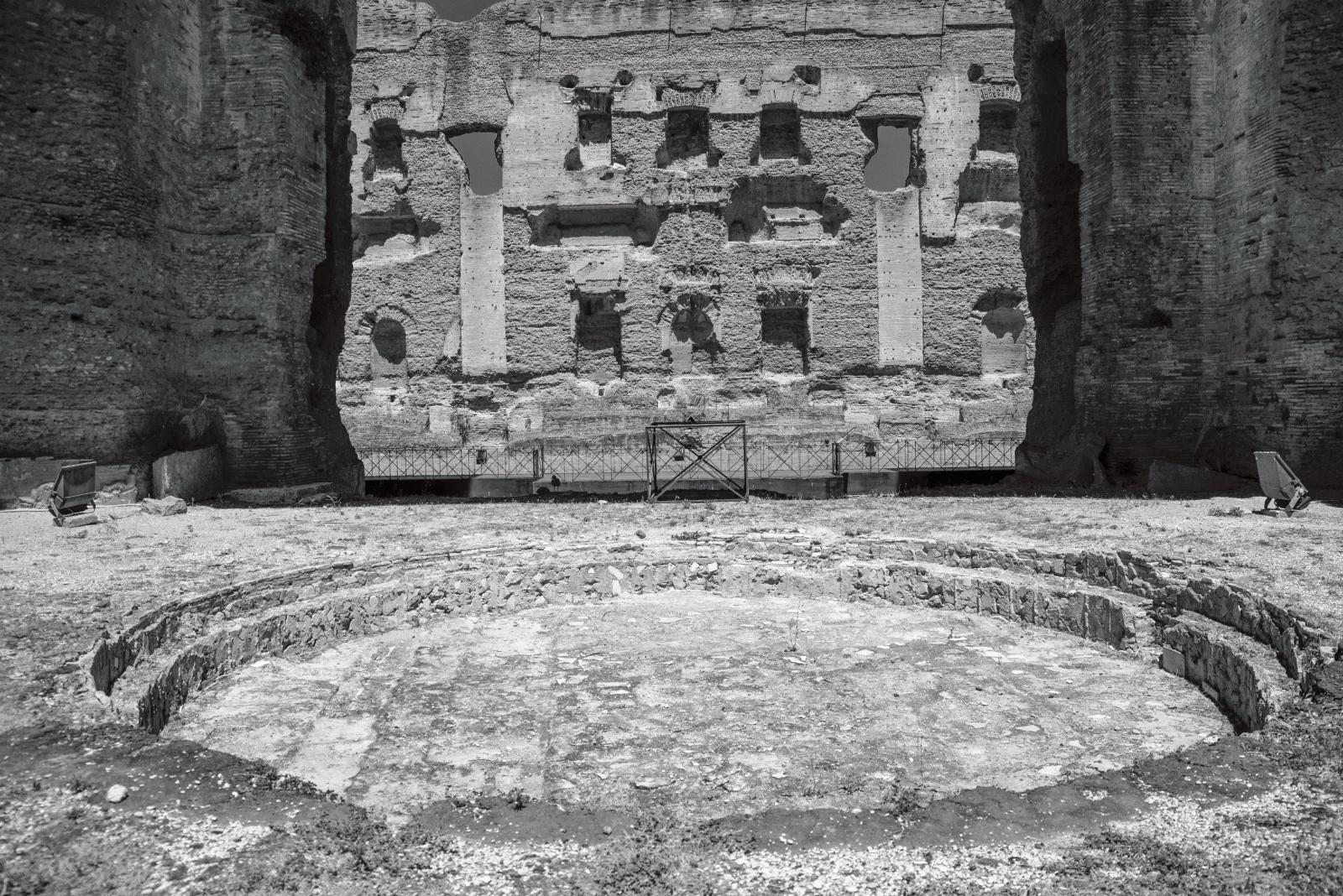 Annalisa Melas - Terme di Caracalla - 2