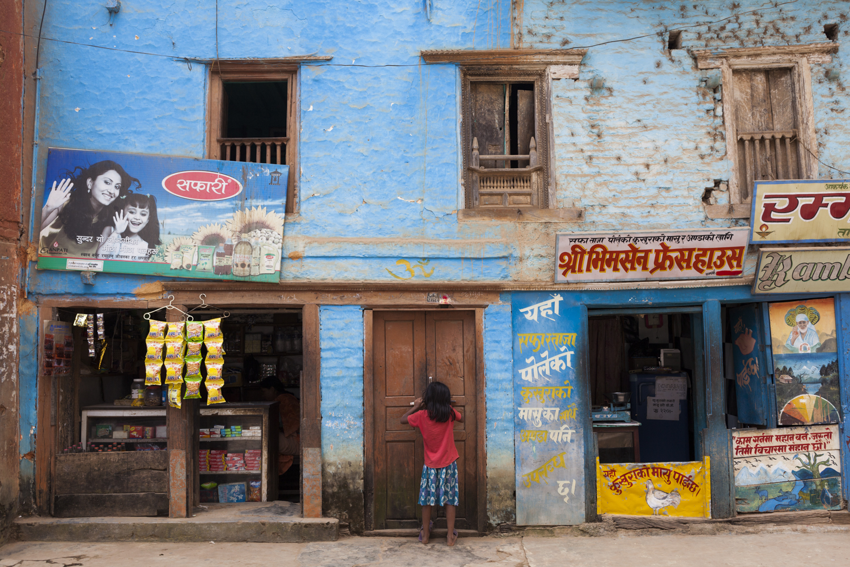 Nepal - sotto il tetto del mondo