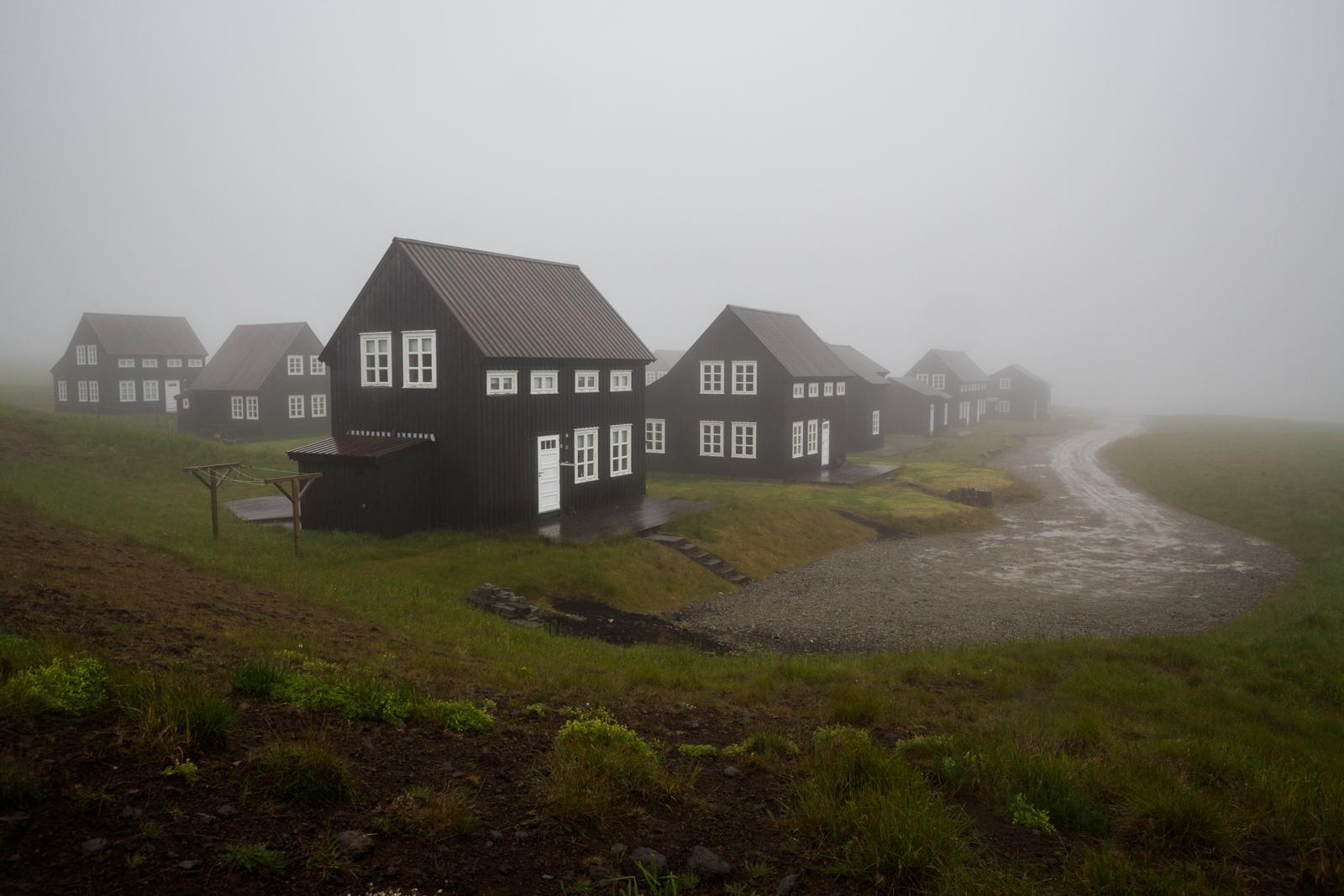 Islanda - parzialmente nuvoloso